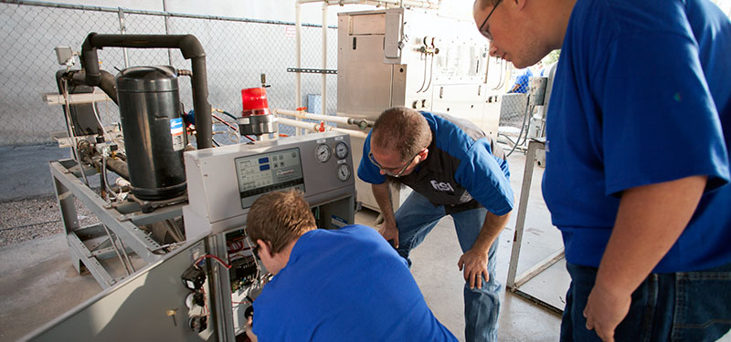 Hartnell College – Industrial Refrigeration: Fundamentals & Introduction to Systems